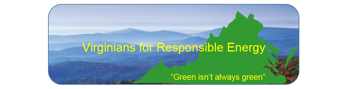 Virginians for Responsible Energy
